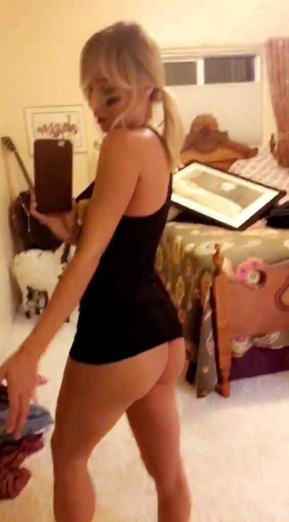 Sara Jean Underwood Bare Butt (4 Photos + Video)