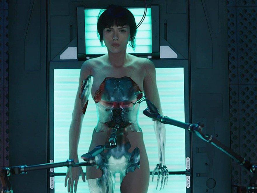 Scarlett Johansson CGI Body 03