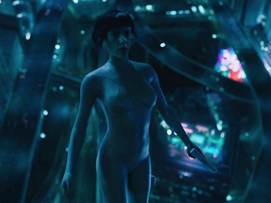 Scarlett Johansson CGI Body 05
