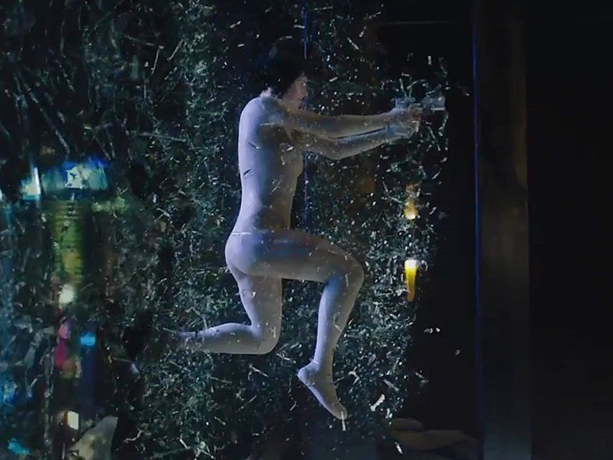 Scarlett Johansson CGI Body 07