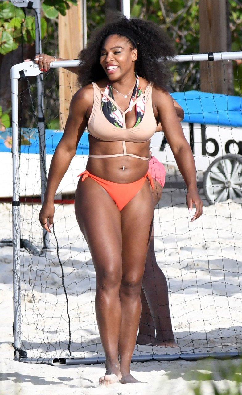Serena williams porn