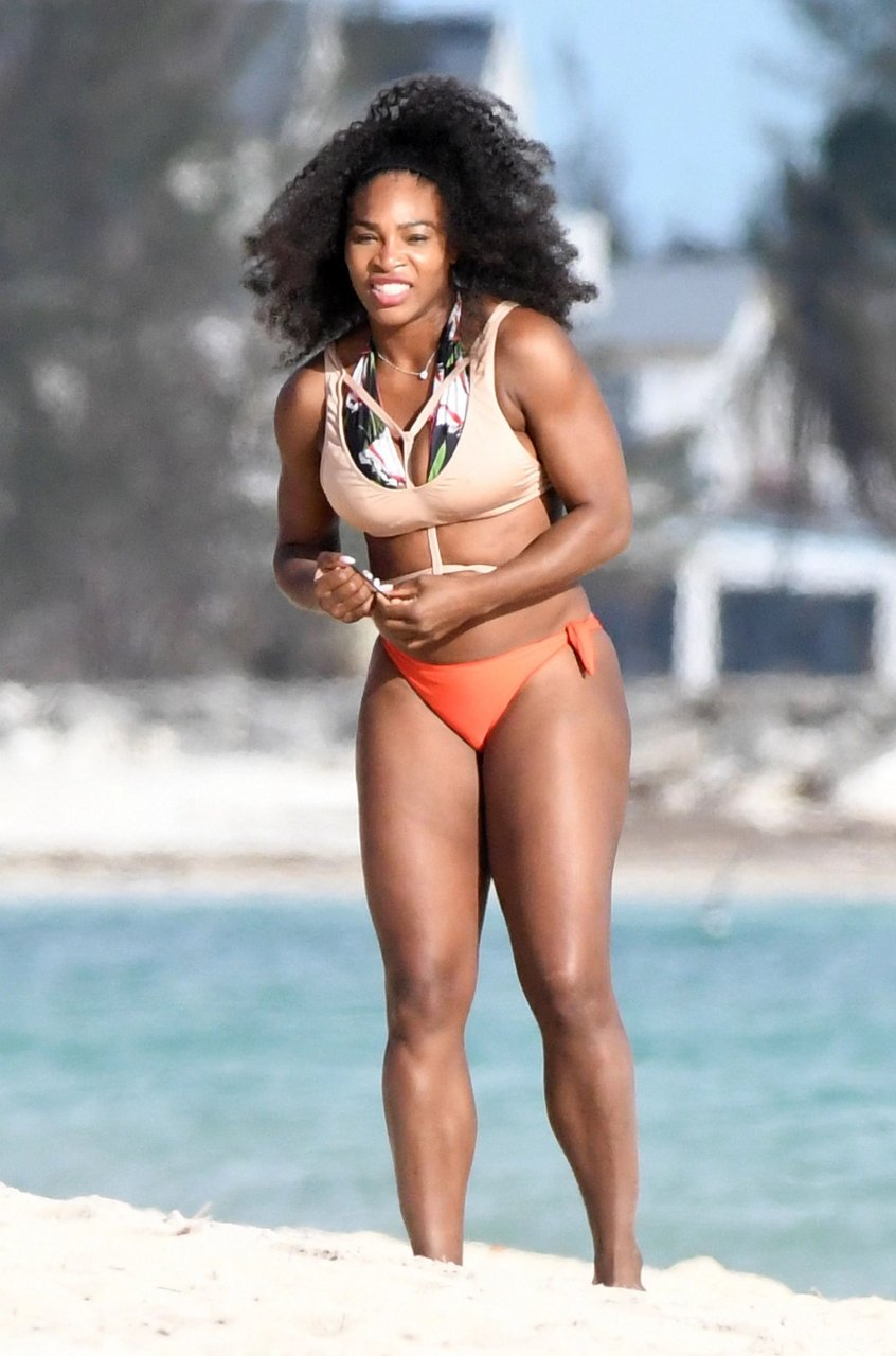 Hope, Serena williams bikini consider, that