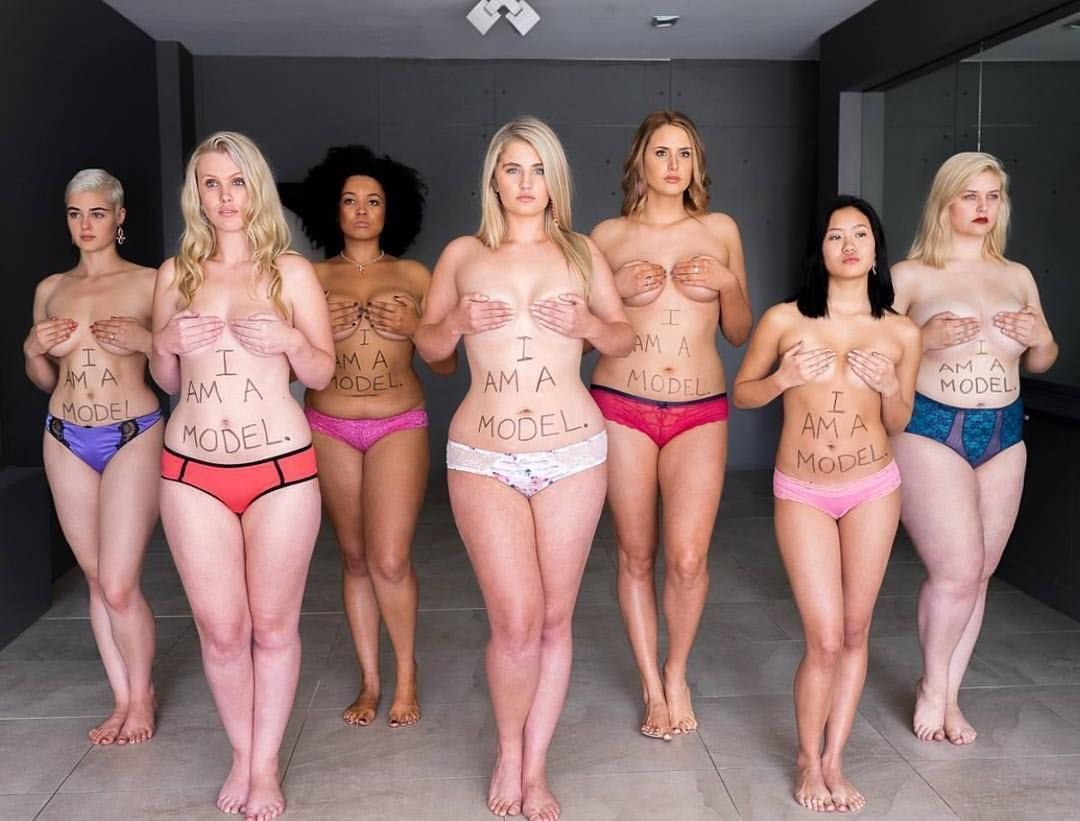 Plus size models naked couple opinion