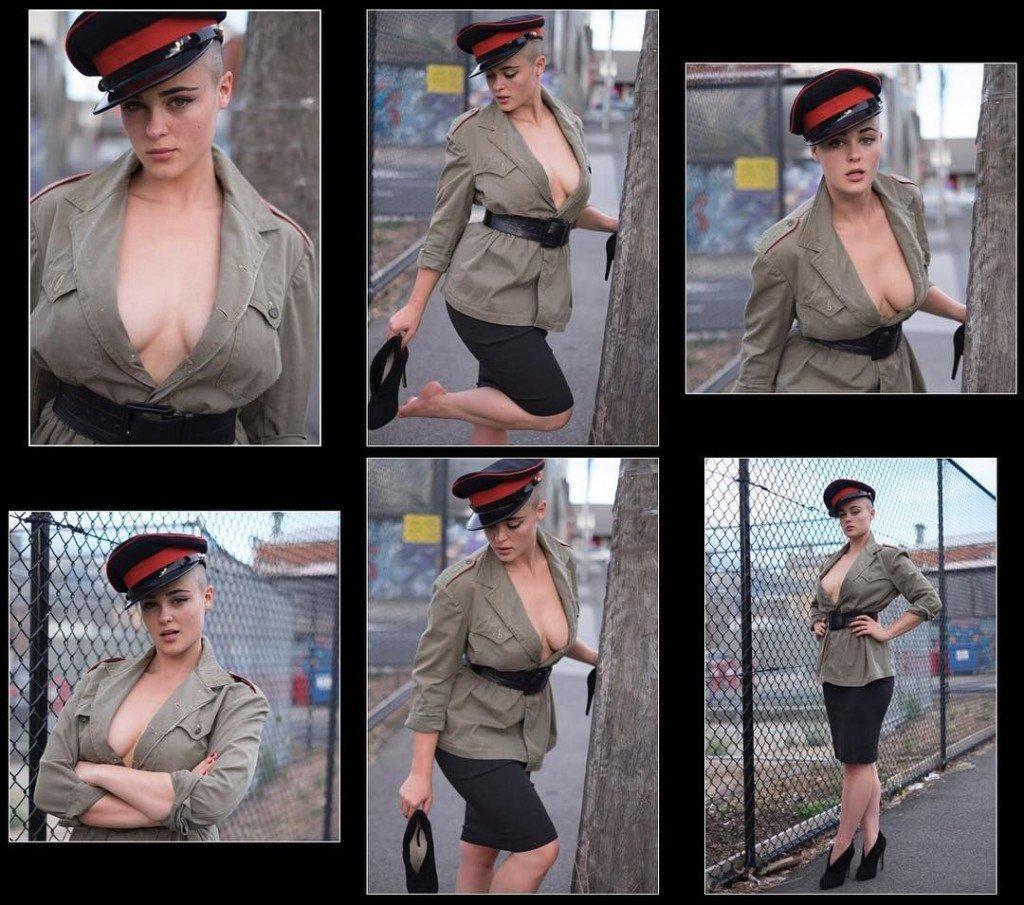 Stefania Ferrario Nude & Sexy 12