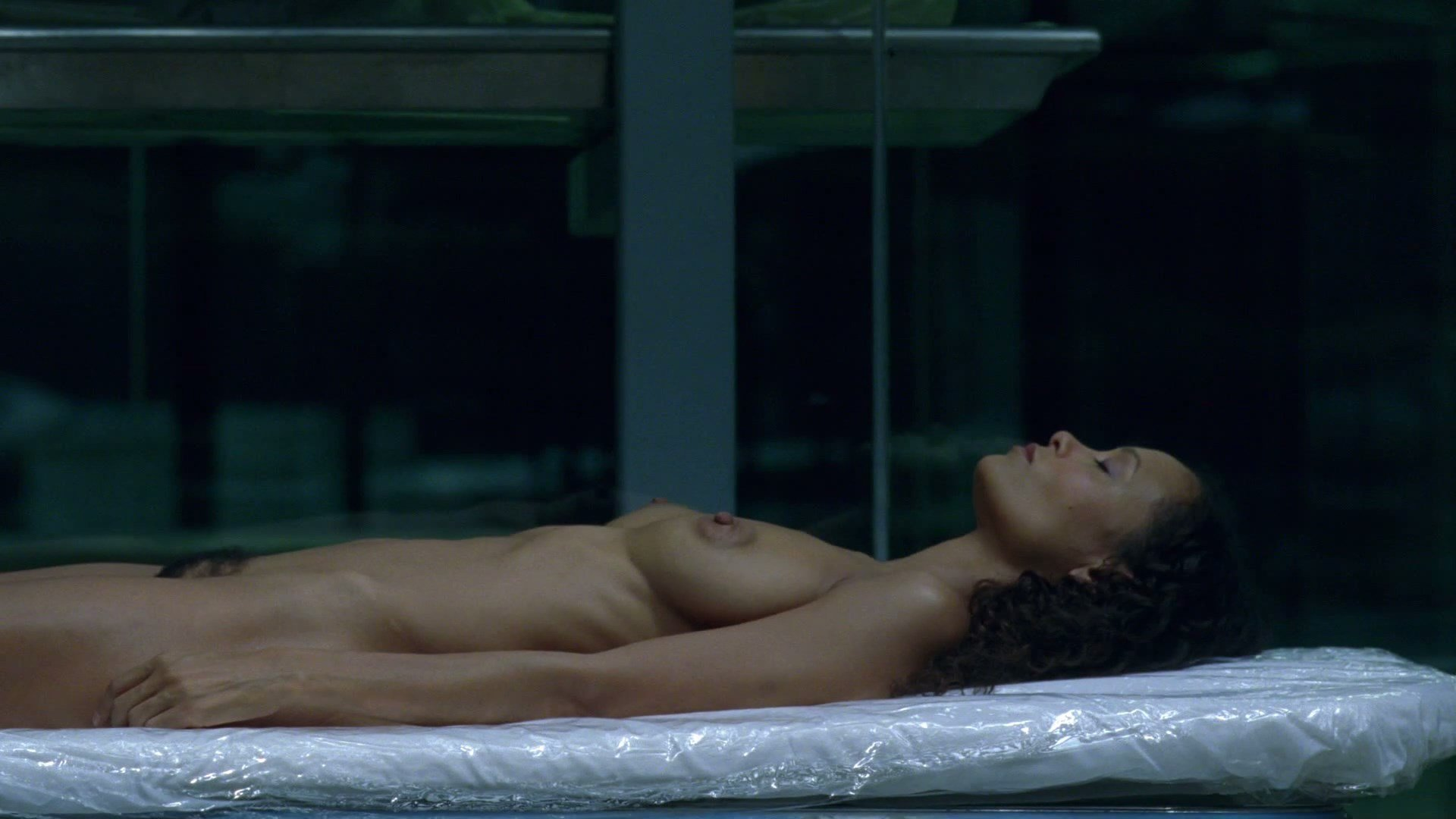 thandie newton nude westworld