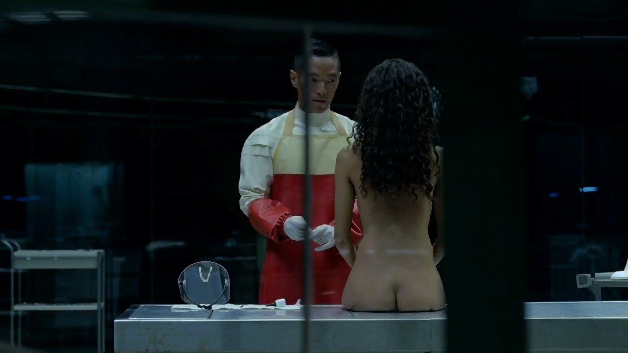 thandie newton sex scene video