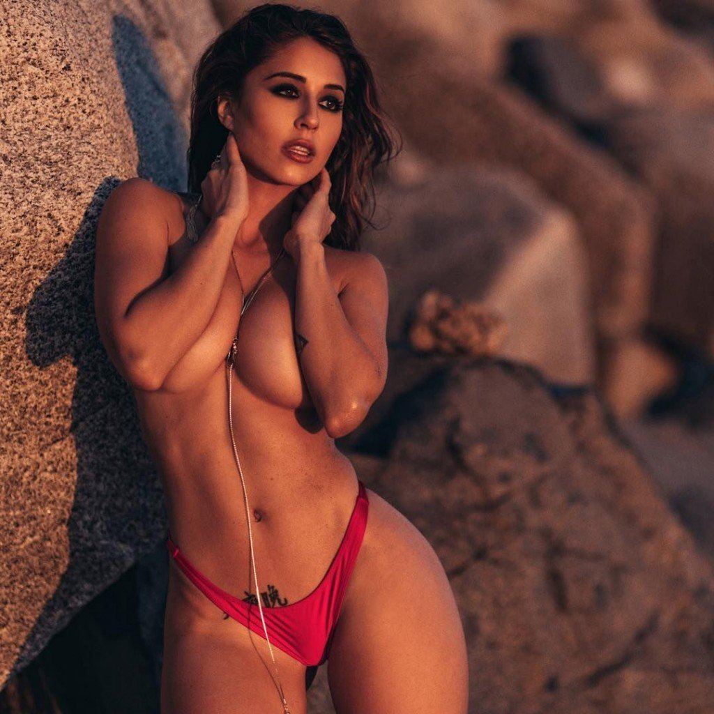 Tianna Gregory Sexy 10