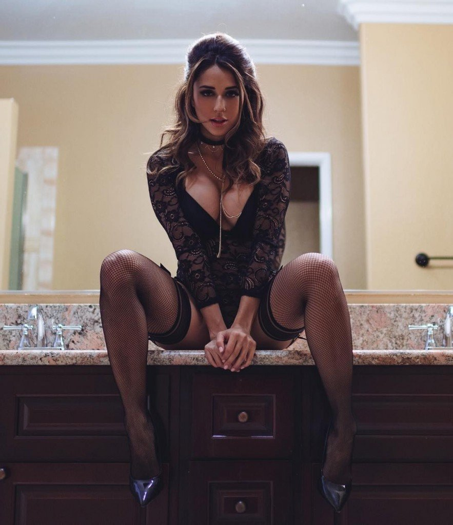 Tianna Gregory Sexy 18