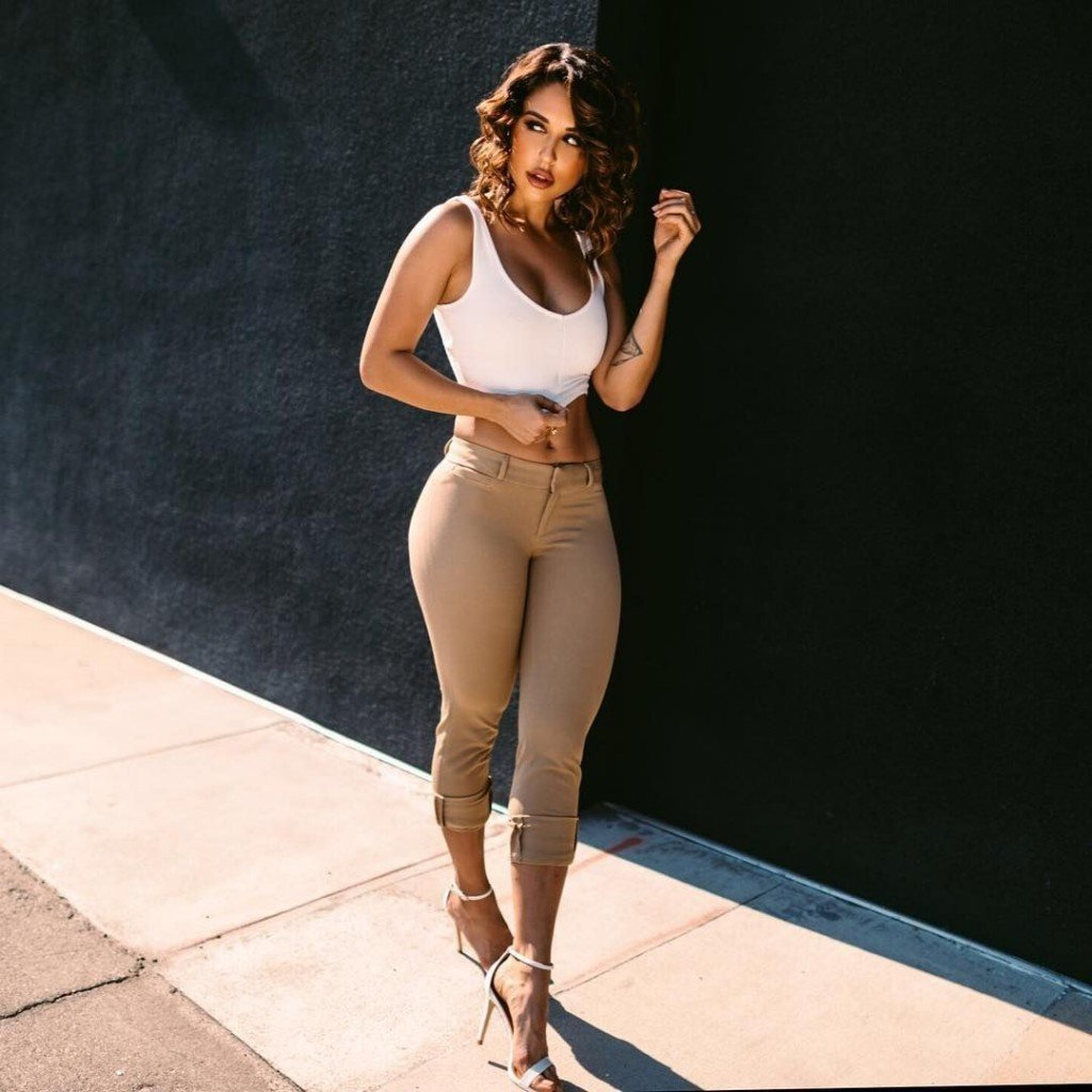 Tianna Gregory Sexy 45