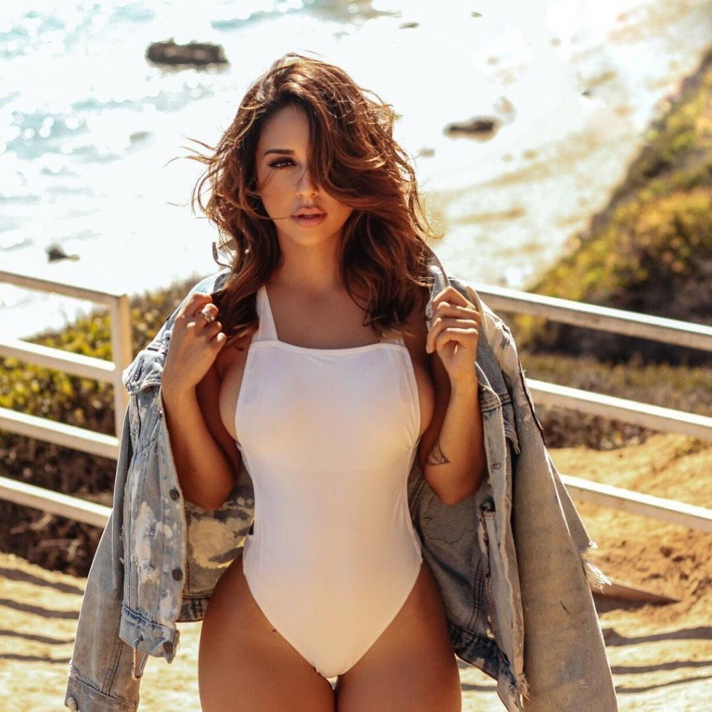 Tianna Gregory Sexy 69