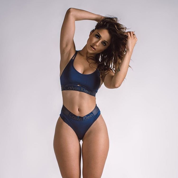 Tianna Gregory Sexy 76