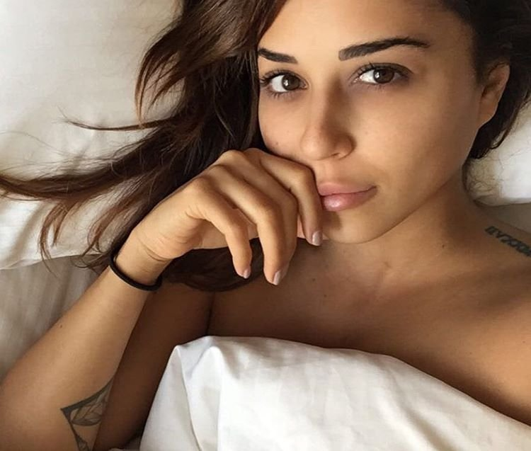 Tianna Gregory Sexy 77