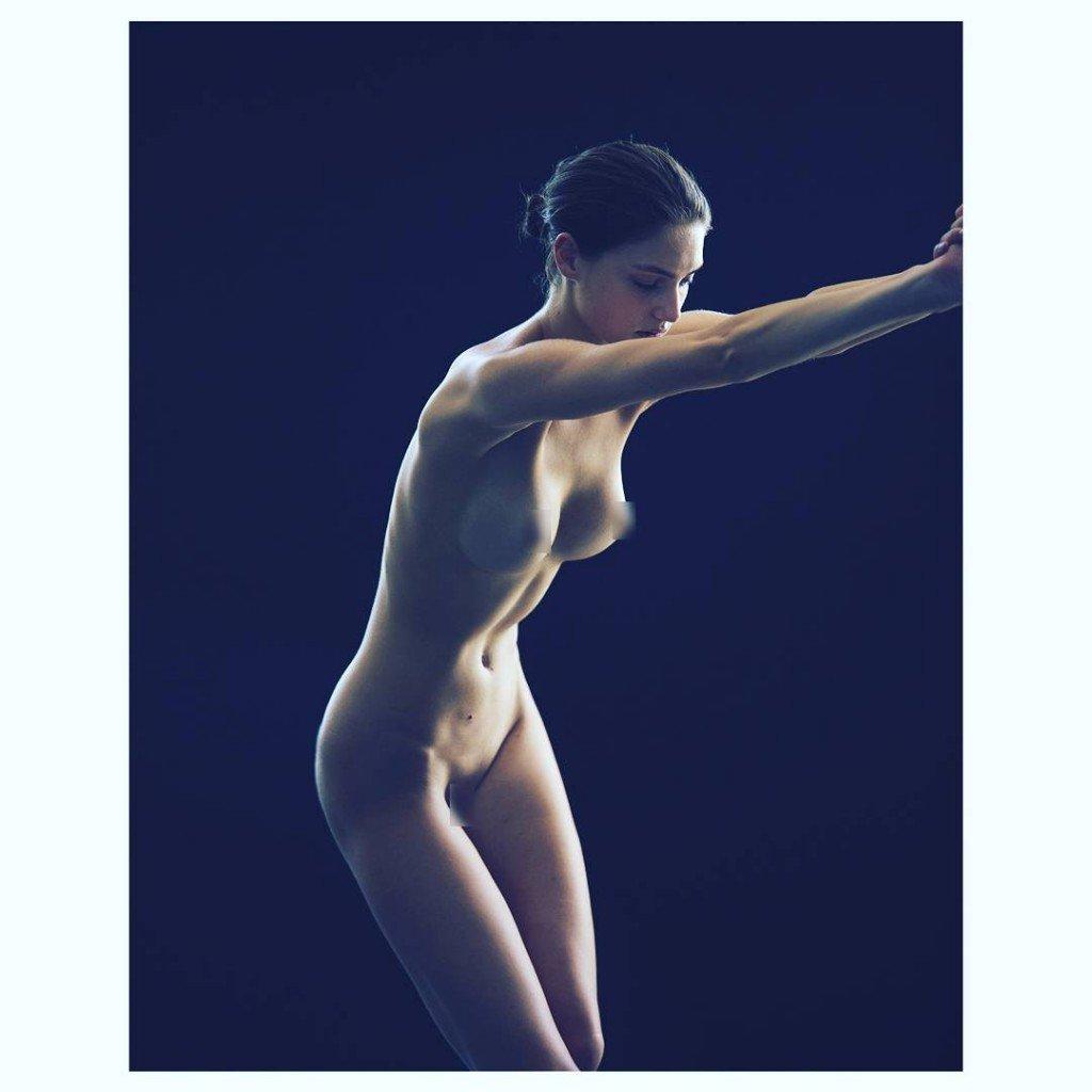 Nude levina Levina nude