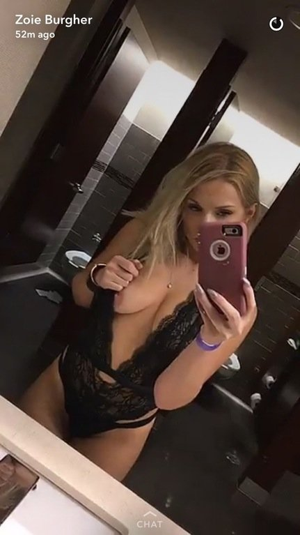 zoie burgher leaked