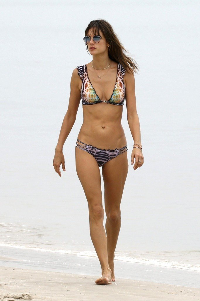 Alessandra Ambrosio Sexy 19