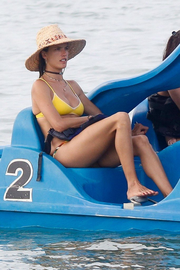 Alessandra Ambrosio Sexy thefappening.so 19