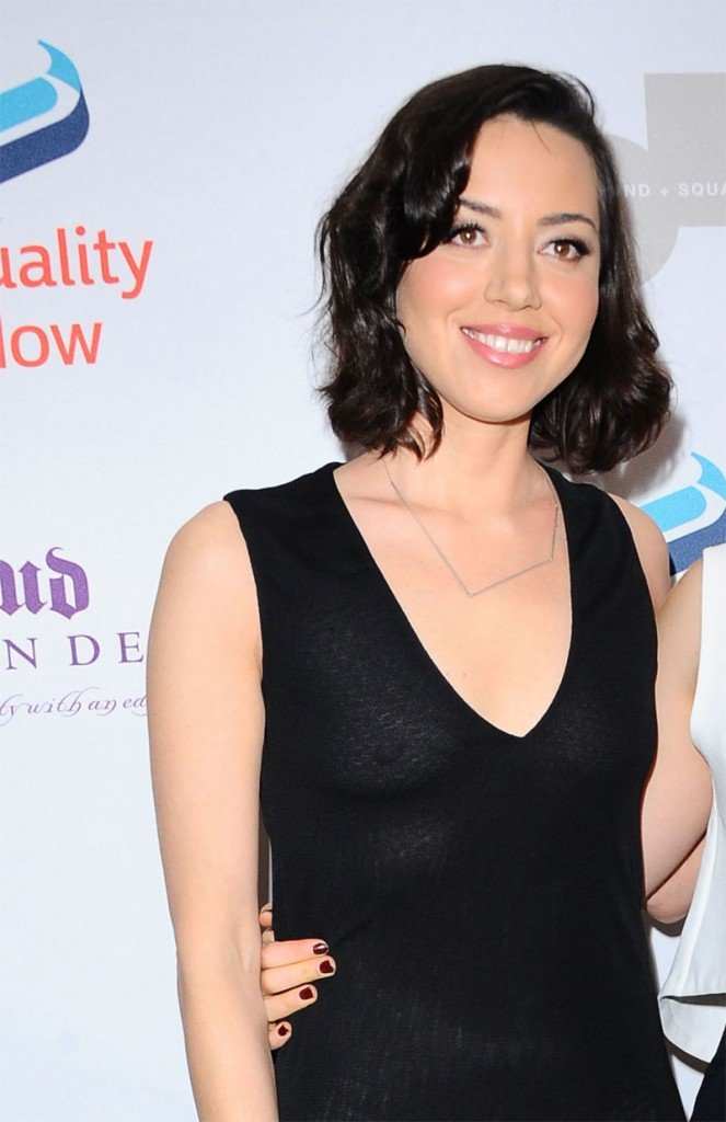 Aubrey Plaza Braless thefappening.so 22