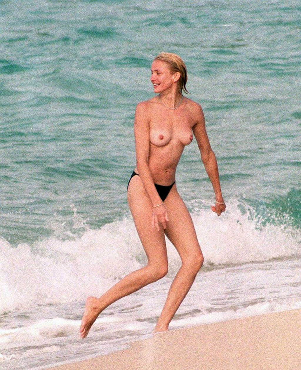 heidi klum nude hawaii
