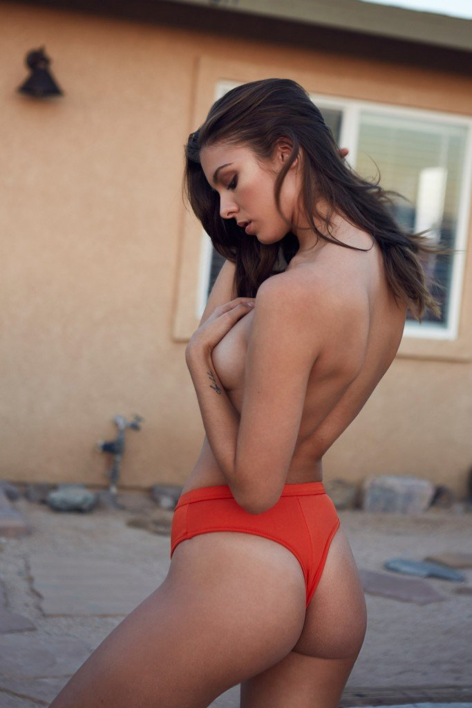 Carmella Rose Topless (4 Photos)