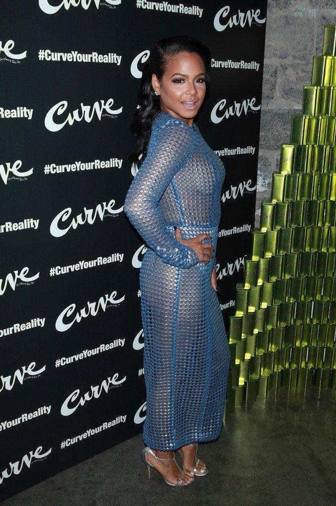Christina Milian See Through (15 Photos)
