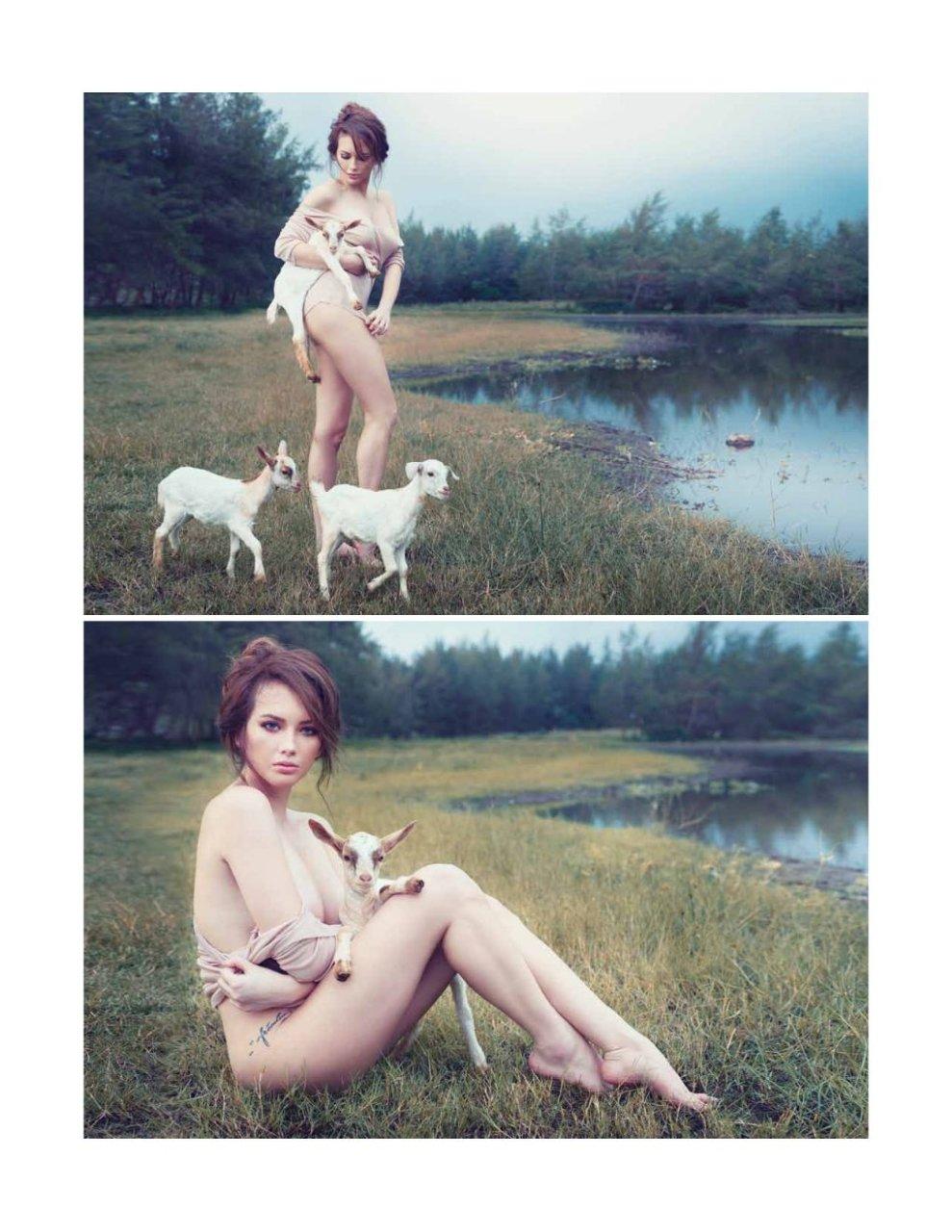 Ellen Adarna Nude Sexy - 7 Photos Video new images