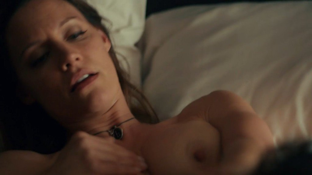 Massage nude boobs lesbian