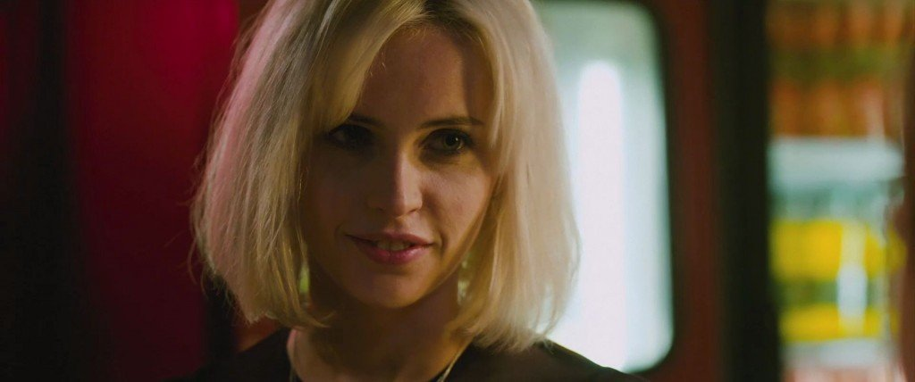 Felicity Jones Sexy – Collide (2016) HD 1080p