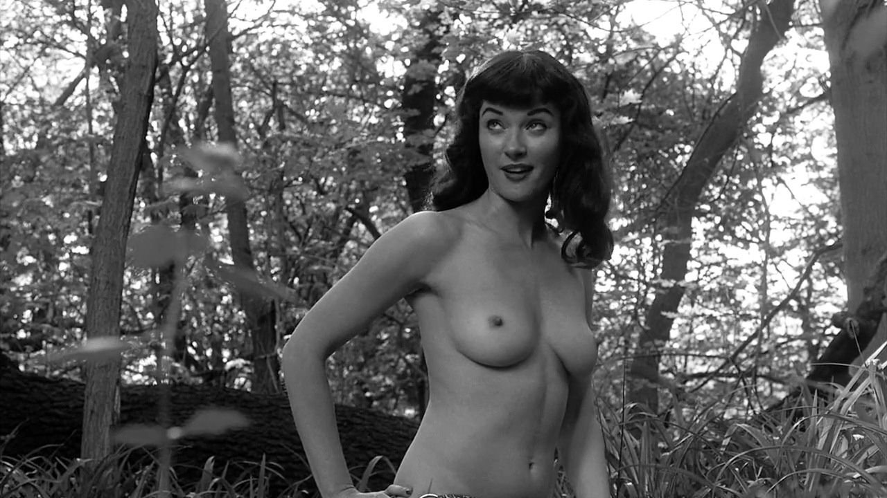 betty page nude sex