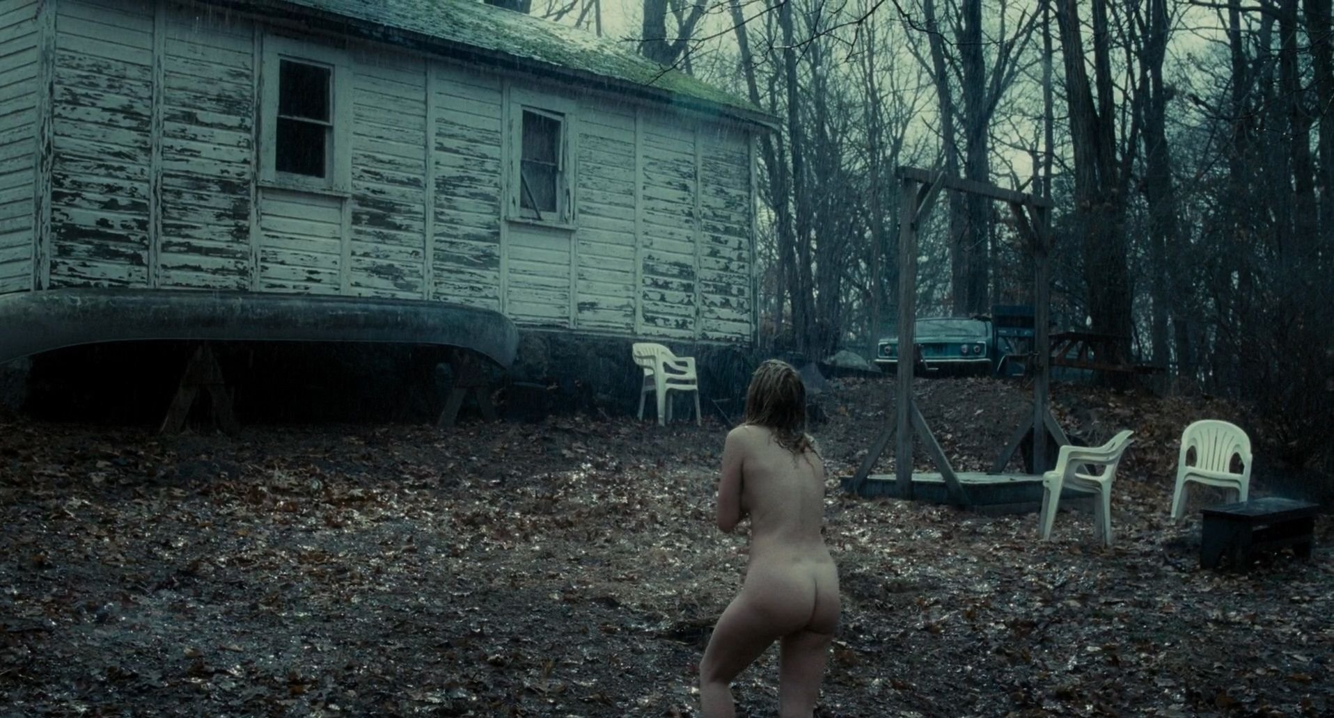 Can Haley bennett nude naked that would