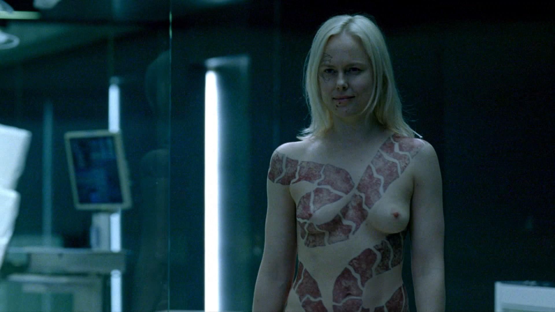 Ingrid berdal nude westworld