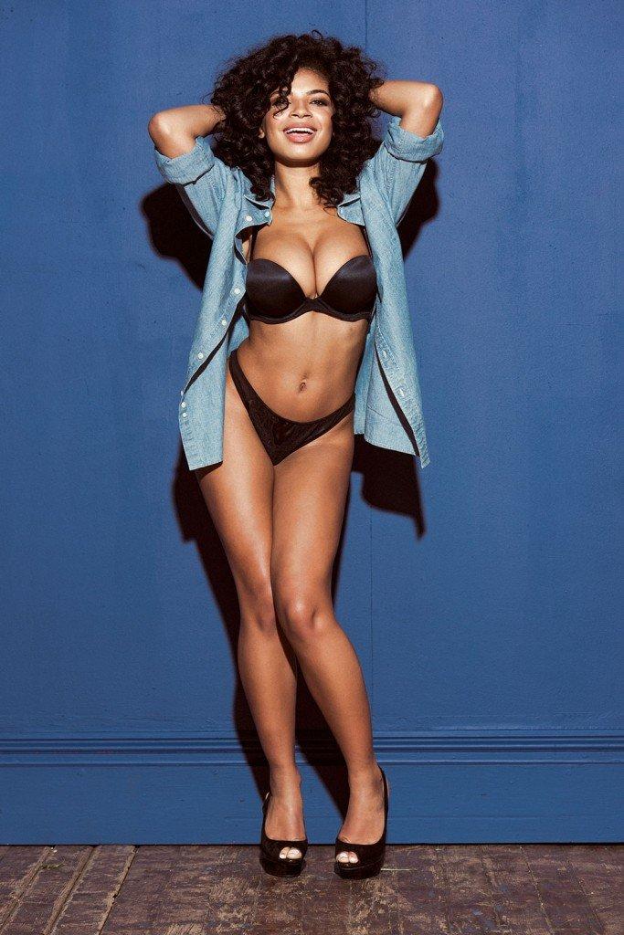 Jess Gray Sexy & Topless Pics 1