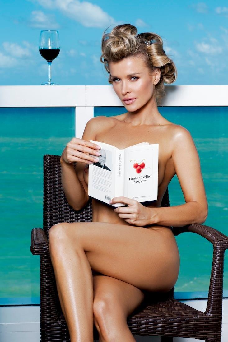 Joanna krupa nude modeling