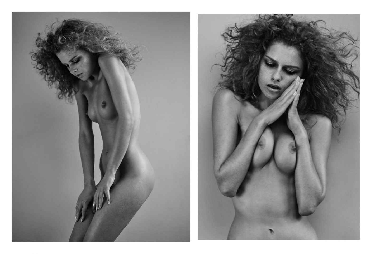 julia naked
