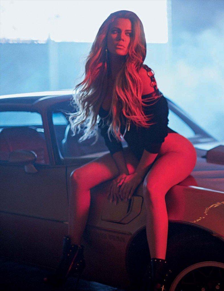 Khloé Kardashian Sexy (7 Photos)