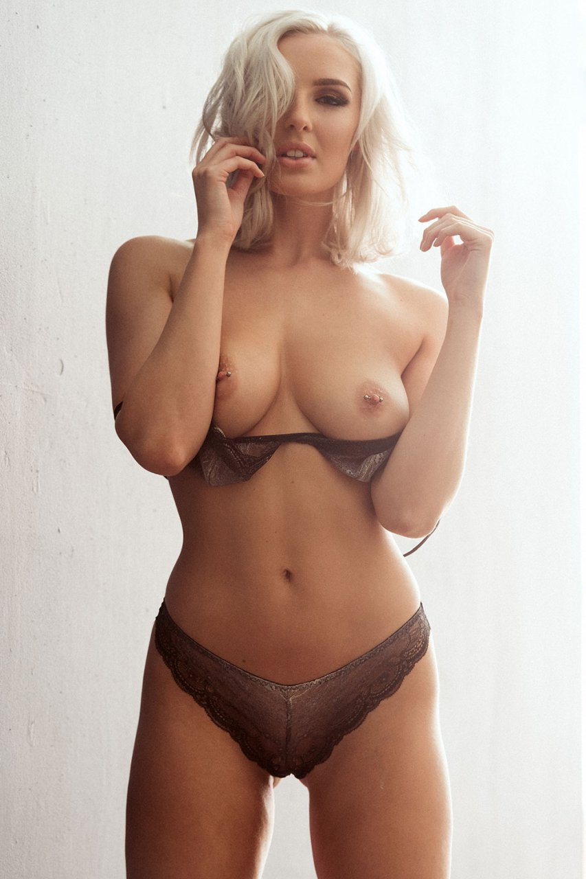 Sexy Nackt Model