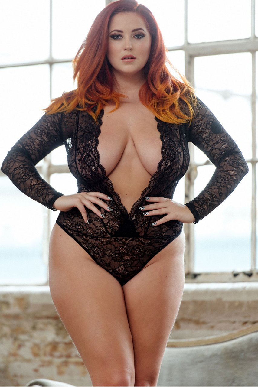 curvy for girls lingerie Sexy
