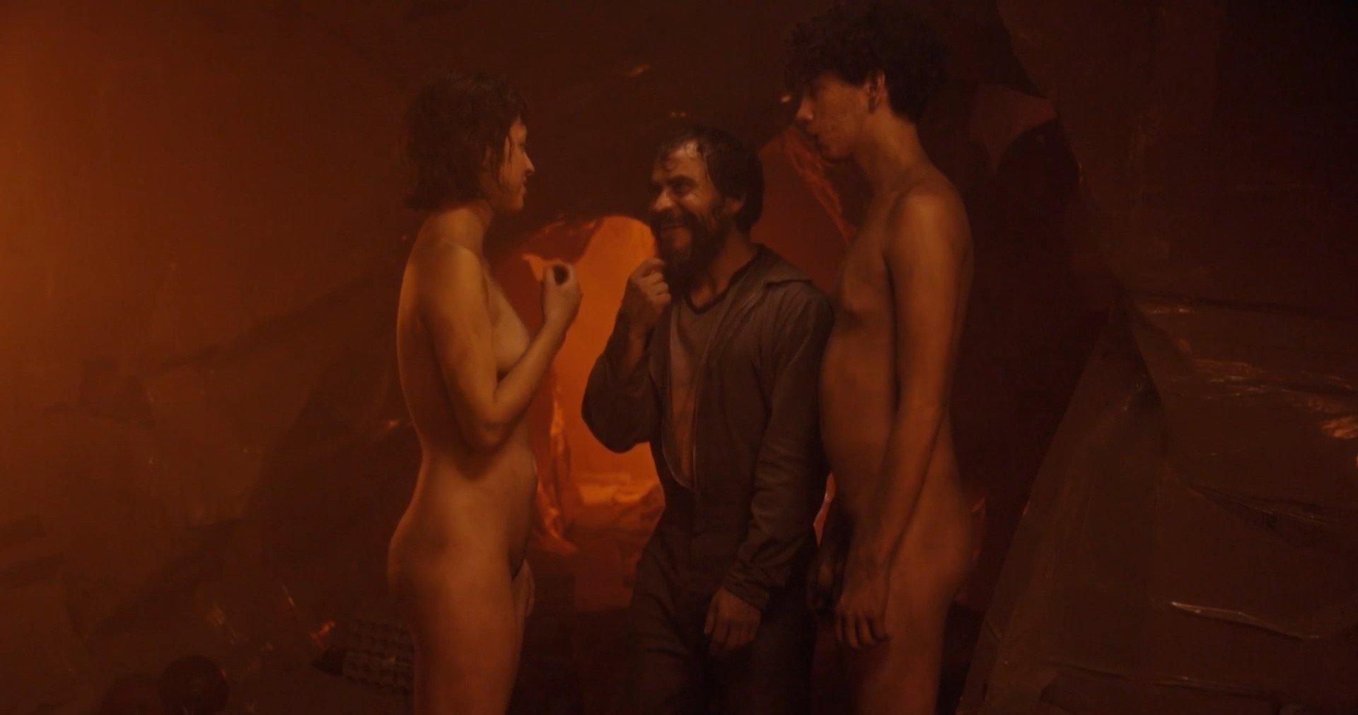 Creampie Nude Porn