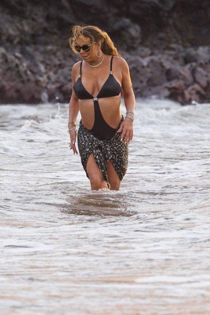 Mariah Carey Nip Slip 17