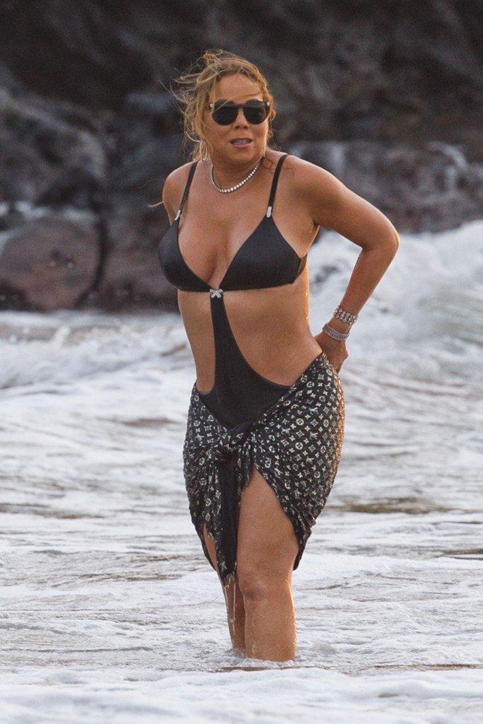 Mariah Carey Nip Slip 18