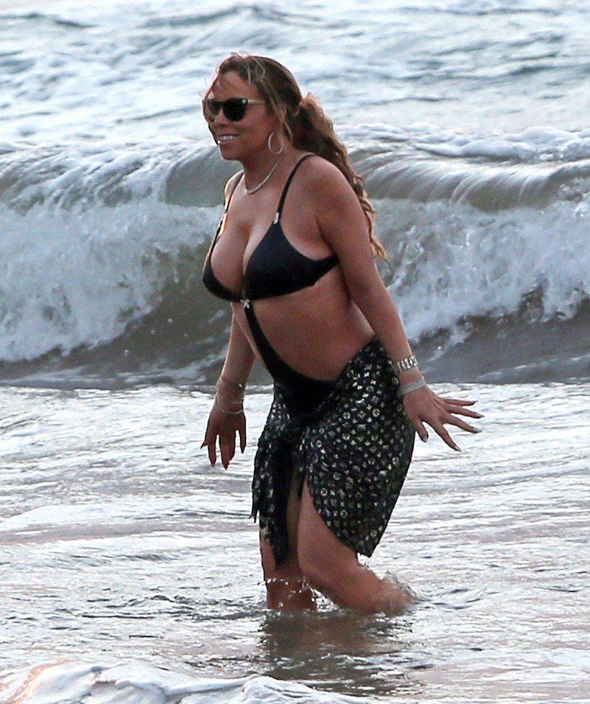 Mariah Carey Nip Slip 22