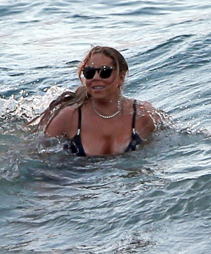 Mariah Carey Nip Slip 23