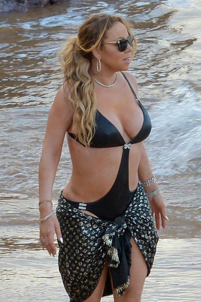 Mariah Carey Nip Slip 29