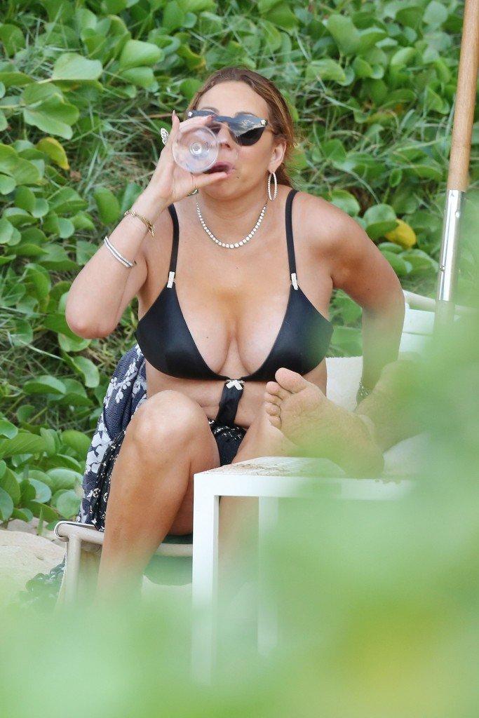 Mariah Carey Nip Slip 31