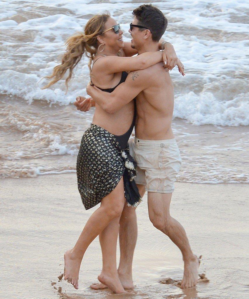 Mariah Carey Nip Slip 4