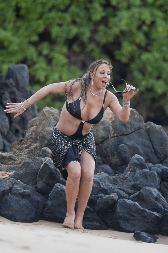Mariah Carey Nip Slip 5