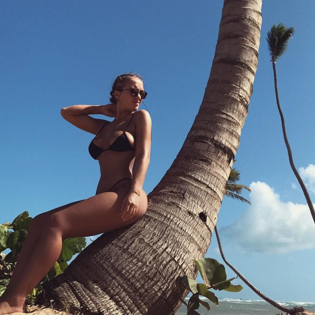 Niykee Heaton Sexy thefappening.so 1