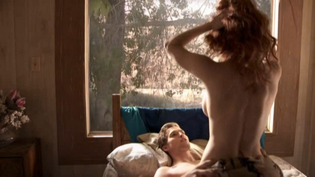Olivia Alexander Nude – Bus Driver (2016) HD 720p