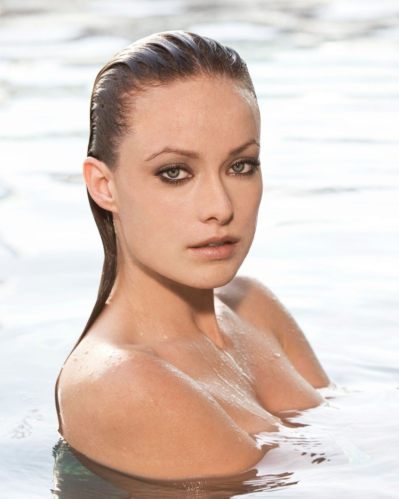 Olivia Wilde Topless & Sexy 11