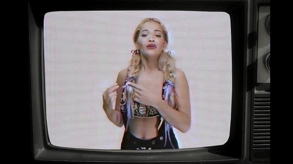 Rita Ora Sexy – 2016 LOVE Advent (Day 3)