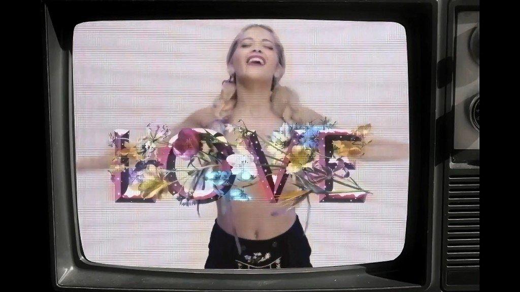 Rita Ora Sexy 85